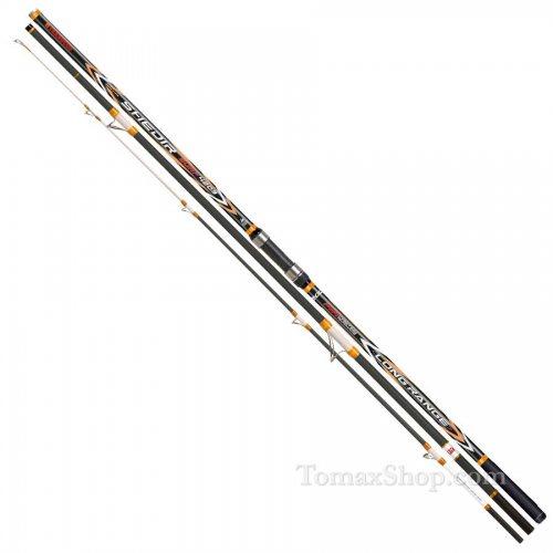 TRABUCCO SHEDIR LONG RANGE LC 200gr 4.20m, въдица за морски риболов - Риболовни принадлежности TomaxShop ®