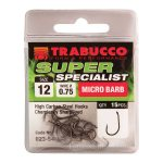 TRABUCCO SUPER SPECIALIST, риболовни куки - Риболовни принадлежности TomaxShop ®
