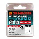 TRABUCCO WIDE GAPE CARP, риболовни куки - Риболовни принадлежности TomaxShop ®