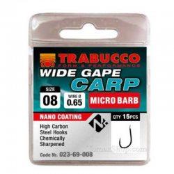 TRABUCCO WIDE GAPE CARP, риболовни куки