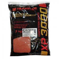 Захранка TRABUCCO XP 3000 CARPA ROSSA 3 кг