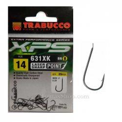 TRABUCCO XPS 631XK, риболовни куки