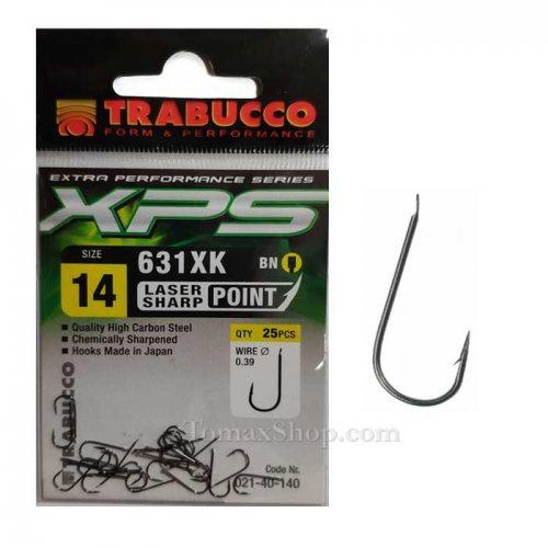 TRABUCCO XPS 631XK, риболовни куки - Риболовни принадлежности TomaxShop ®