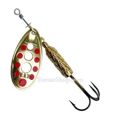 Въртяща блесна RUBLEX TURBO CELTA * OPR - Риболовни принадлежности TomaxShop ®