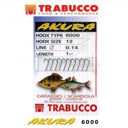 Вързани куки TRABUCCO AKURA 6000