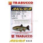 Вързани куки TRABUCCO AKURA 6315 - Риболовни принадлежности TomaxShop ®