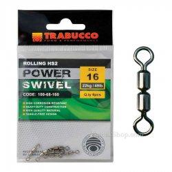 Вирбели TRABUCCO ROLLING HS2 POWER SWIVEL