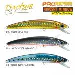 Воблер RAPTURE HIROSHI MINNOW FLOATING 7см - Риболовни принадлежности TomaxShop ®