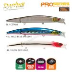 Воблери RAPTURE CUDA J 12.5см - Риболовни принадлежности TomaxShop ®
